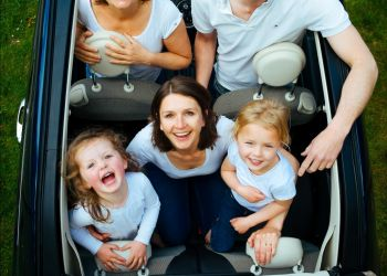Best Cars for Large Families