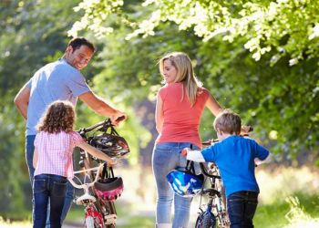 How Do You Go About Keeping Your Children Active?