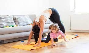 How to Stay in Shape as a Family